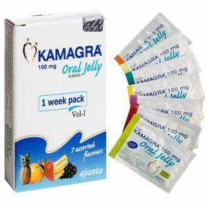 Kamagra Oral Jelly by Ajanta Pharma