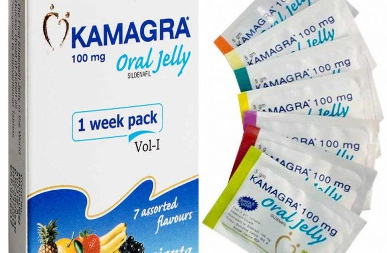 Kamagra Oral Jelly 100 Mg Review: Effective Jelly for Erectile Dysfunction