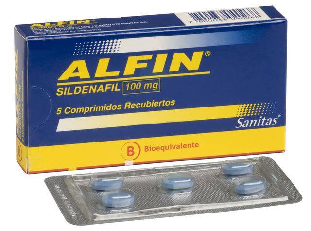 Alfin Sildenafil 100mg Review: ED Fighting Brand with Very Limited Online Presence