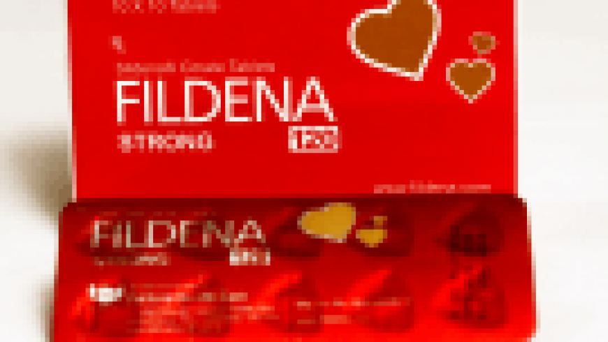 Fildena 120 mg Review: Strong and Affordable Sildenafil Brand Popular Among Customers