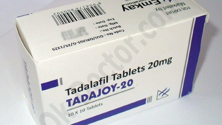 Tadajoy 20mg Review: ED Drug That Needs Reviews to Prove Its Efficacy and Safety