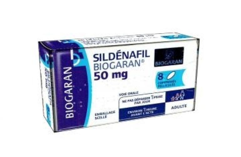 Sildenafil Biogaran 25/50/100 Review: Uncommon Treatment for Erectile Disorders in Men