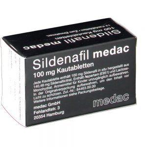 Sildenafil by Medac
