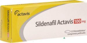 Sildenafilo by Actavis Group