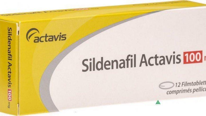 Sildenafil Actavis 50/100mg Review: Generic Sildenafil Brand from a Big Pharma