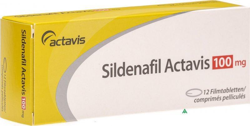 Sildenafil Actavis 50/100mg Review: Generic Sildenafil Brand from a Big Pharma