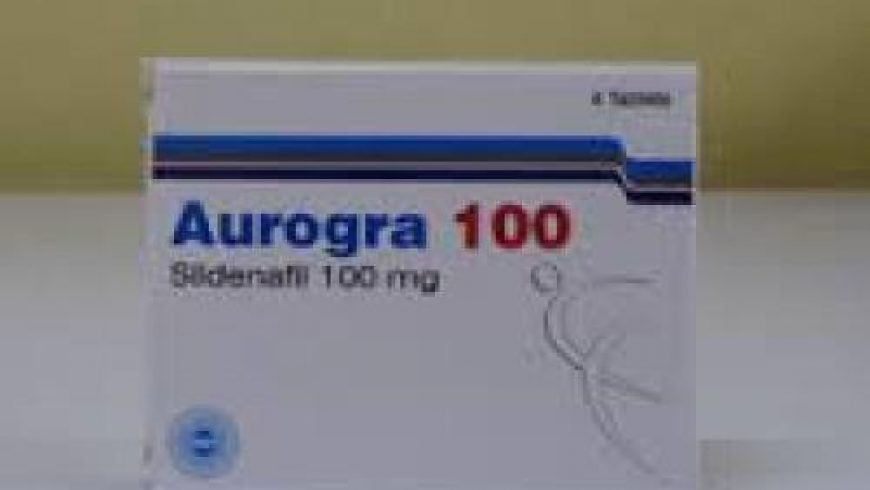 Aurogra 100 mg Sildenafil Review: Decent Generic Brand for Viagra