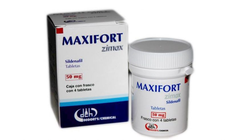 Maxifort Sildenafil Citrate Review: Disfavored Drug for Erectile Dysfunction