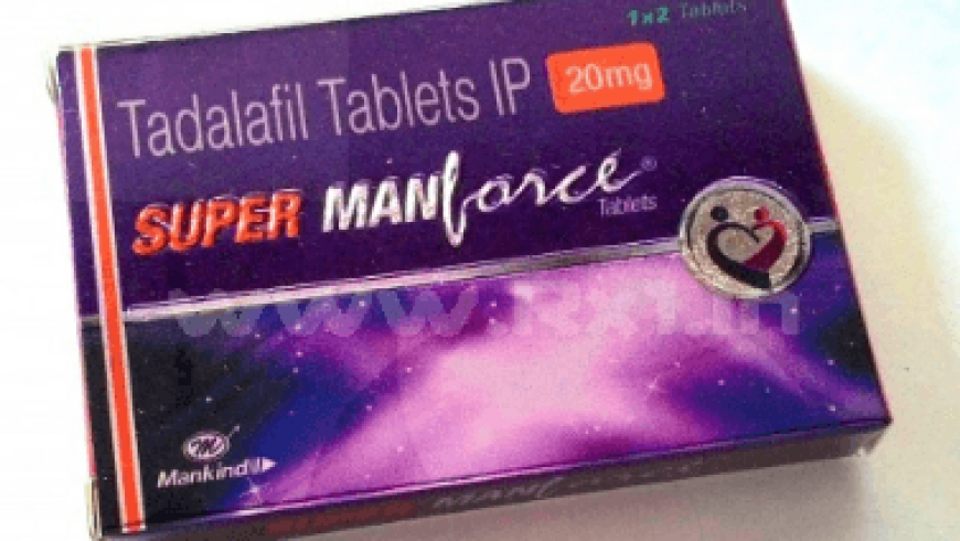 Super Manforce Review: Sexual Enhancer From a Reputed Company We can Trust