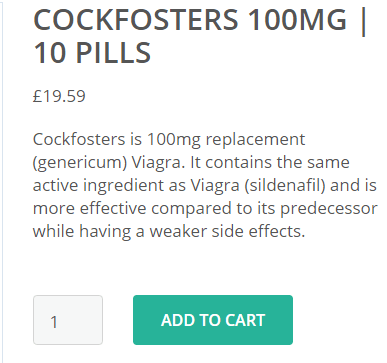 Cockfosters Cost