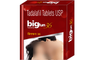 Tadalafil Big Fun 36 Review: Failing to Prove Its Efficacy