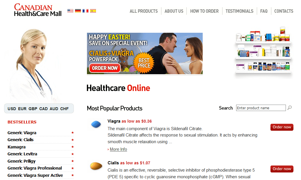 Canadian Health and Care Mall Review – This Network is an Excellent Choice for Cheap Pills